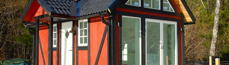 Bild på gästhus hos Lars Adaktusson
