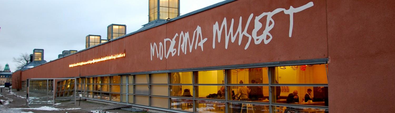 Bild på Moderna Museet